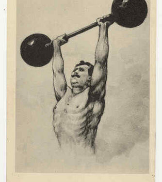 Do You Even Lift? The Overhead Press