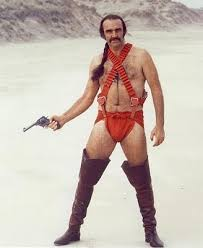 ZARDOZ SATURDAY EVENING LINKS