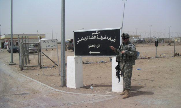The New Iraqi Army, Take Two?