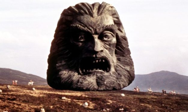 Reviews You'll Never Use: Zardoz