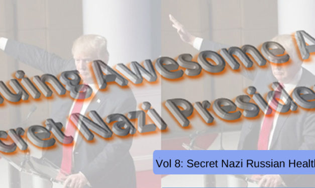 The Continuing Awesome Adventures of Secret Nazi President!!11!1!