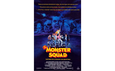 Reviews You'll Never Use: The Monster Squad