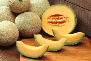 Mmmmm melon!