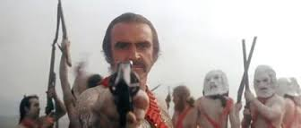 ZARDOZ SUNDAY EVENING LINKS