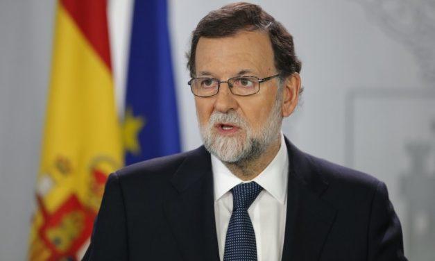 Catalonia Blinks