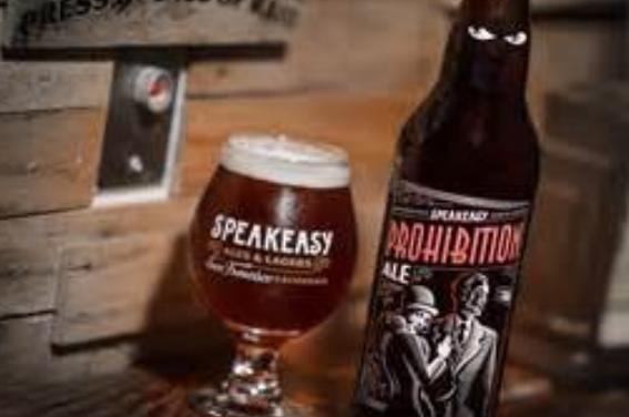 Review – Speakeasy Prohibition Ale