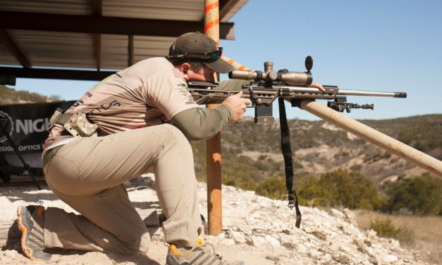 Firearm Friday – Introduction to Long Range Precision Rifle Shooting