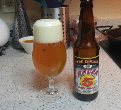 Review – Racer 5 IPA and friends