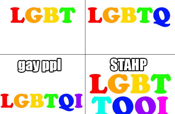 MLW's Guide to LGBTQWERTY