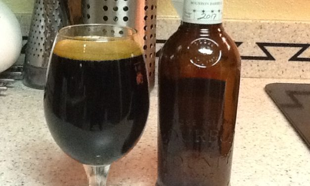 Review – Goose Island Bourbon County Stout