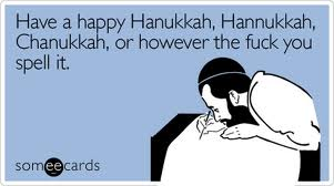 A Very Special Jewsday Tuesday Tradition: Chanukkah