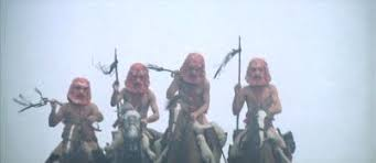 "ZARDOZ VS ""CARE AND FEEDING"""