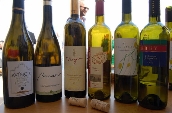Wines and vines of Romania: a bit of an introduction