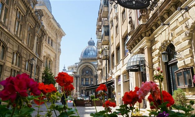 Life of Pie: Cost of living in Bucharest