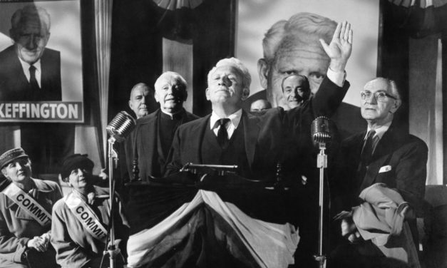 The Greatest Political Movie Ever- And My Favorite Politician