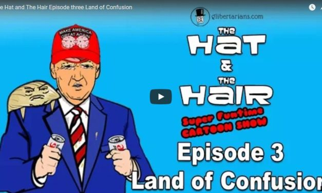 The Hat and The Hair – Animated Episode 3: Land of Confusion