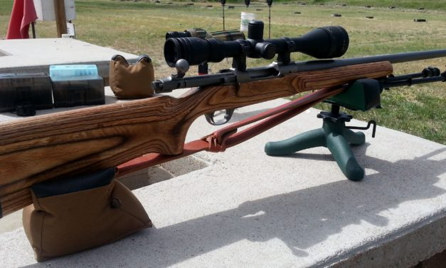 The Western Game Rifle