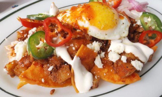 ¿Los huevos con chorizo en Jueves por desayuno? ¡Enlaces Mexicanos!