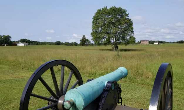 Stone Wall and Sudley Ford: A photographic tour of Manassas Battlefield National Park