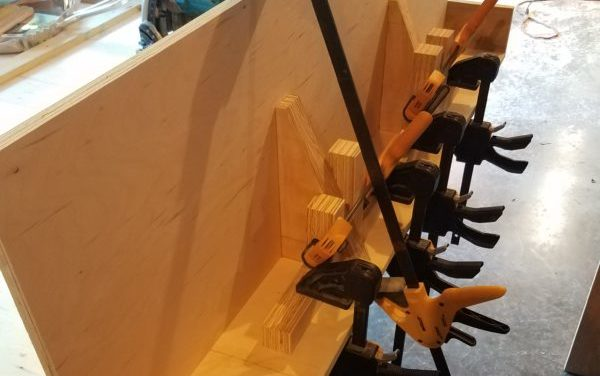 Working Your Wood with McGinty – Building a Murphy Bed – Part 1