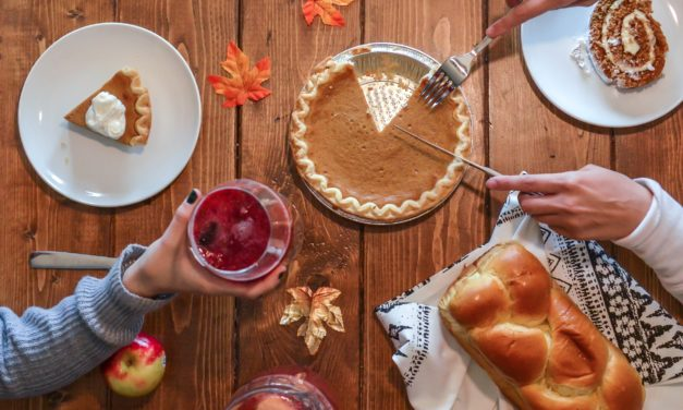 Have Recipes to Share for Thanksgiving?