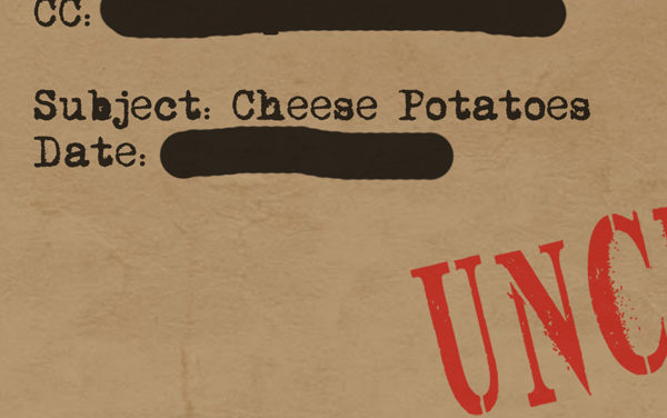 CPRM's UNCLASSIFIED Cheese Potatoes recipe