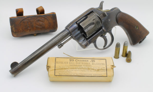 A History of The Six-gun, Part Four