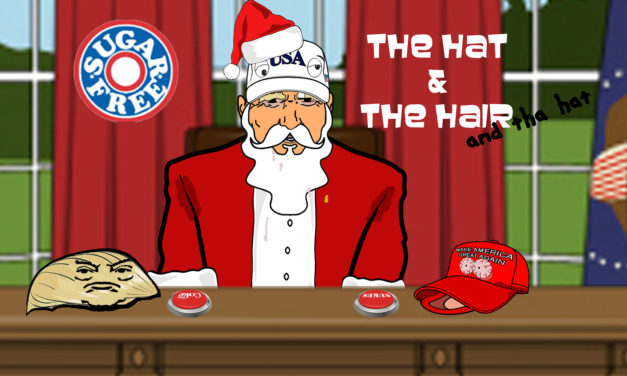 A Hat and Hair Special: A Christmas Donald, The Conclusion