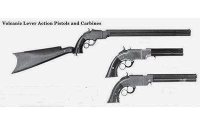 A History of Lever Guns, Part One