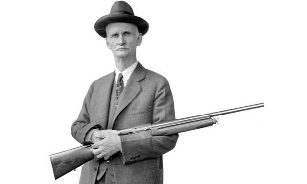 A History of Lever Guns, Part Four