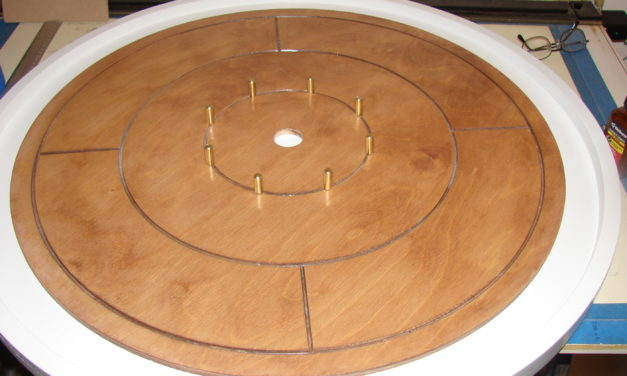 The Hyperbole's How-to Handbook Chapter Two: Crokinole Boards