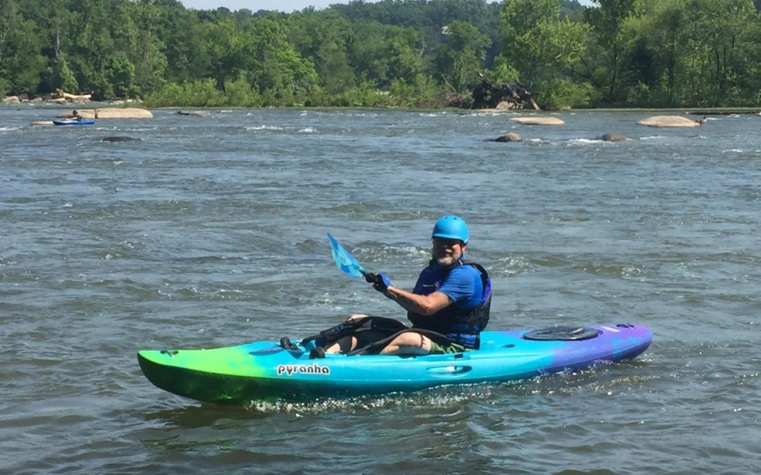 A GlibFit Special: Tonio's Rough Guide to Kayaking