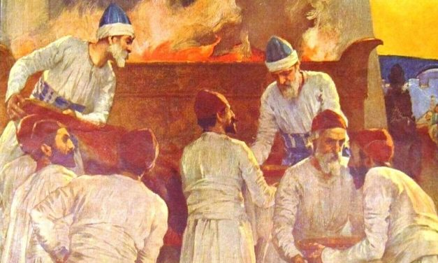Jewsday Tuesday: Lepers, Levites, and Laments