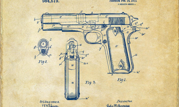 Gold Standards II – The Colt/Browning 1911