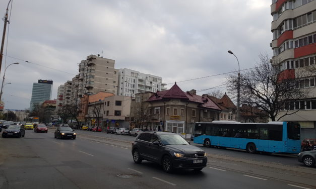A Tour of Pie's Place Part Deux: New and Old in Bucharest