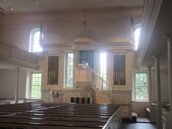 Inside Christ Church