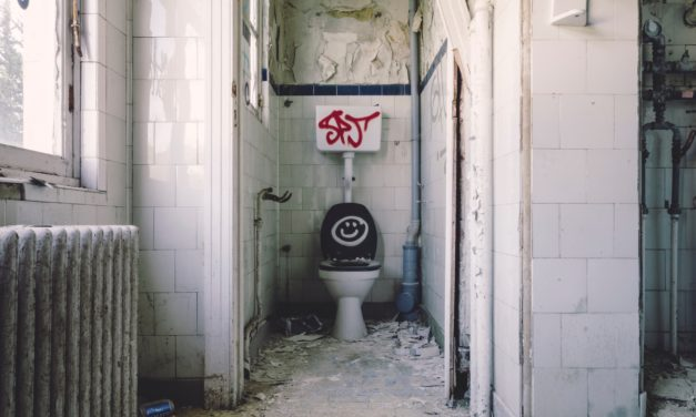 Q's Brain Toilet: 6th Floor – Definitely NSFW