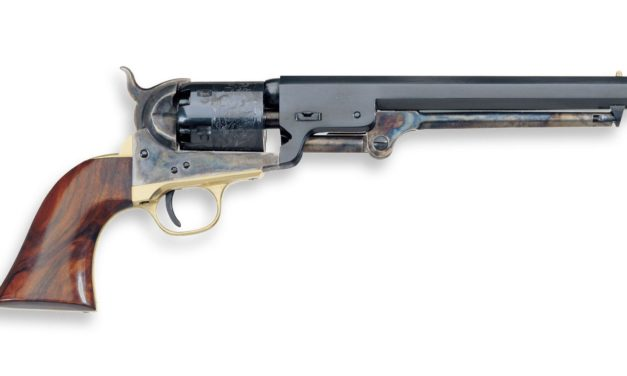 Gold Standards IV – The 1851 Colt Navy