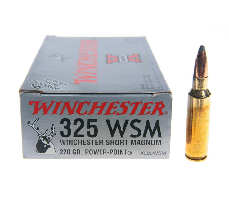 Thirty-Something Rifle Cartridges I – The Thirty-Twos