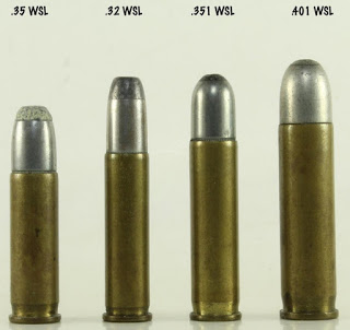 Thirty-Something Rifle Cartridges III – The Thirty-Fives