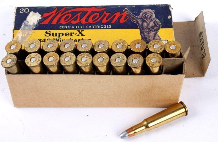 Thirty-Something Rifle Cartridges V – The Other Guys