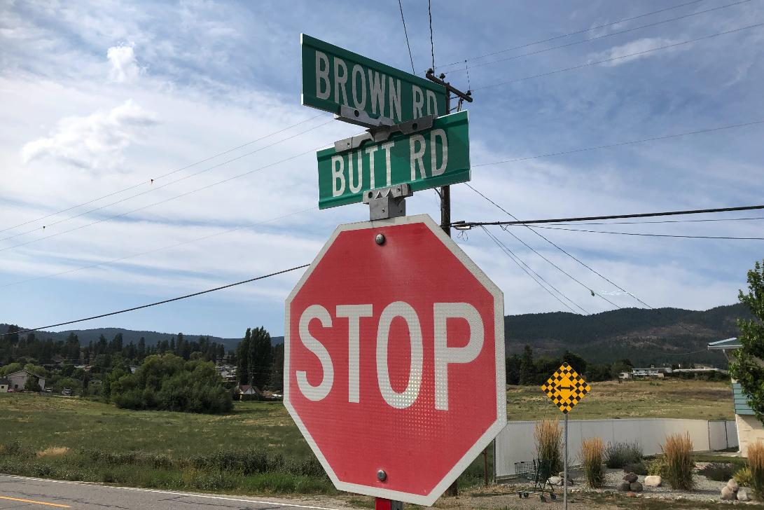 Stolen Signs