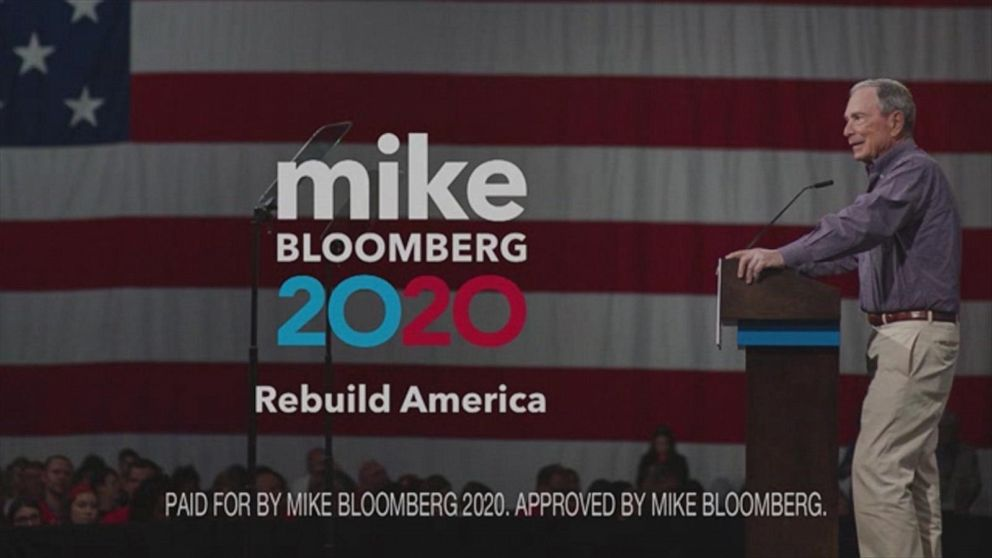 Mike Bloomberg APPROVES this message